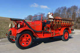 100 Ford Fire Truck 1929 Model AA Fast Lane Classic Cars