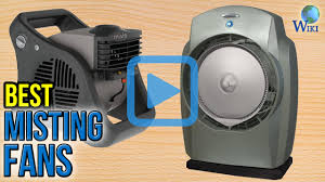Cheap Patio Misting Fans by Top 9 Misting Fans Of 2017 Video Review