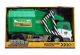 Tonka Mighty Motorized Garbage Truck By Tonka - Lunatikos Funrise Toys Tonka Strong Arm Garbage Truck Review Giveaway Orange Toy Play L Trucks Rule For Kids Buy Titan Go Green In Cheap Price On Alibacom Mighty Motorized Ebay By Lunatikos Garbage Truck Youtube Classic Steel Quarry Dump 1 Multi Service Find Deals Line Ffp Fun Fleet Tough Cab Drop Bin Site Motorised Cars Great Chistmas Gift For Kid 3 Years