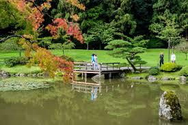 Japanese Garden Parks