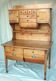 What Is A Hoosier Cabinet by Bakers Cabinet Restored Collectors Weekly