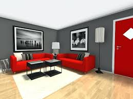 Dark Gray Accent Wall Dining Room Small Ideas Living Furniture Layout With Grey