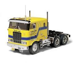 1:14 RC USTruck Globe Liner Cab Over Kit - RC Traktor Trucks 1:14 ...