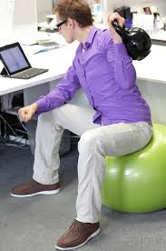 how do i choose the best exercise ball office chair