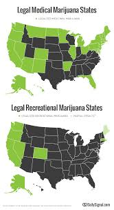 states pot is recreational or marijuana is in these states