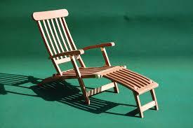 teak steamer chair garden teak