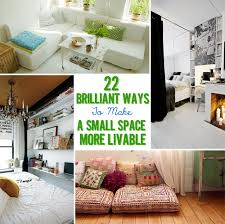 Amazing Of Diy Apartment Ideas 22 Brilliant For Your Tiny