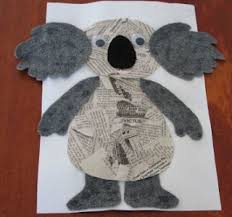 Koala Bear Crafts Preschool