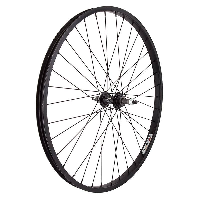 Wheel Master Rear 26 x 1.75, Alloy, Black, B/O, 7S, 36H