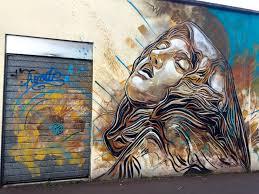 100 C215 Art VitrySurSeine French Open Sky Museum Street Art And Graffiti