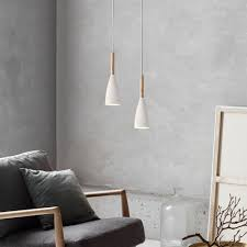 designer pendelleuchte e27 esche by bonnelycke mdd