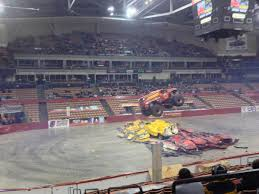 Monster Trucks Crush In New Hampshire | New Hampshire Public Radio Monsterjam8feb08dallas007thumbnail1jpg Id 228955 Beamng Stadium Filedefender Monster Truck Displayed At Brown County Arena 2015jpg Events Monster Trucks Rmb Fairgrounds Jam In Singapore Shaunchngcom Ghost Rider Backflip Holt Youtube Monster Truck Jam Metlife 06162012 2of2 Cultural Flotsam Spectacular Half Of Truck Arena Outside The Country Forums Lands First Ever Front Flip Proves Anything Is Possible