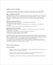 Objective For Resume College Student Graduate School