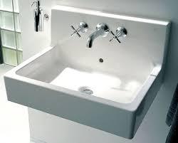 duravit 045360 00 00 1 vero wall mount bathroom sink fixture