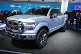 All-New 2015 Ford F-150 Poised For Detroit Show Debut With Alloy ... Ford Atlas Concept Reveal The Future F150 Youtube 2015 Price Photos Reviews Features 2013 Photo 91254 Pictures At High Resolution Detroit Photo Gallery Autoblog It Turns Out That Fords New Pickup Truck Wasnt Big A Risk 2018 Built Tough Fordca Model Evga Forums Report Due To Receive New 27l Ecoboost V6 Truck Wallpaper 2048x1536 109939 Best