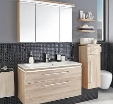 puris cool line badmöbel set f 90 cm spiegelschrank