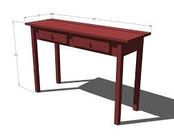 Used Ikea Lack Sofa Table by Console Tables Fabulous Standard Console Table Height Lack Ikea