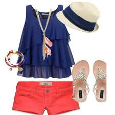 Summer Outfits For Teenage Girls 6