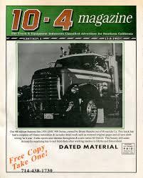 100 Oldride Classic Trucks A 104 Time Capsule 104 Magazine