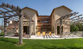 100 Modern Wooden House Design A Harmony Of Stone And Wood Glass Houses KAGER