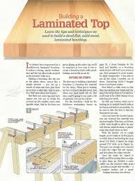 407 building workbench top workshop solutions plans tips and