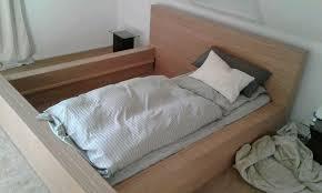 doppelbett holzoptik schlafzimmerbett bettgestell