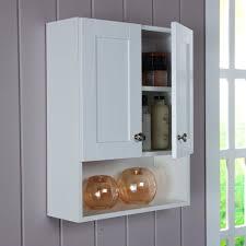 Cabidor Classic Storage Cabinet With Mirror by Amazon Com Glacier Bay Over Toilet Storage Cabinet In White