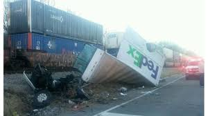 FedEx Truck Destroyed After Colliding With Train In Tennessee - WATE One Dead In Fedex Truck Crash On I5 The Sacramento Bee 9 Dead Collision Between Truck And Bus Carrying Local Year Later Deadly California Crash Nbc Southern Motorcyclist After With In Burnsville Wcco Worker Killed Accident At Hub Willington Fox 61 Fiery Closes I435 Sthbound Kansas City Star Crashes Slow Am Commute Connecticut Post Spills Packages After Overturning Nj Highway Driver Killed Plunges Off Bridge 5 Dallas 2 Airlifted Headon Ellery News Sports Jobs Caught Video Uta Frontrunner Train Crashes Into Fed Ex Hawthorne Raw Footage Youtube