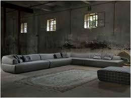 meuble et canape de salon grand canape gris
