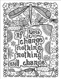 Quote Coloring Pages Create Photo Gallery For Website Free Printable Inspirational