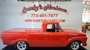 1962 Ford F100 Classics For Sale - Classics On Autotrader 1961 Ford Unibody Pickup Has A Hot Rod Attitude Network Midsize Trucks Dont Need Frames Honda Ridgeline Wins North American Truck Of The Year Rcostcanada 1962 5 Years Later F100 Trucks Pinterest And Cars Rock Solid Motsports Will Your Next Pickup Have Unibody The Scavenger Lb 2wd 6cyl 4 Spd Driver Front Stock Editorial Photo