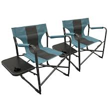 Elite Director's Folding Chair, 2 Pack