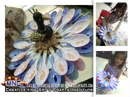 NON WORKING MODEL WASTE MATERIAL ART CREATIVE CRAFTS WORKSHOPS FOR