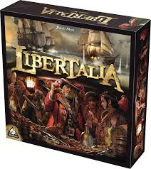 Asmodee Editions Libertalia Board Game