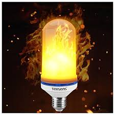 lakes led flickering bulb 1300k true color pack of 1
