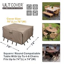 Patio, Lawn & Garden ULT Cover 100% Waterproof Patio Lounge Chair ... Wilko Deluxe Rectangle Patio Set Cover Littlegrass Haing Chair Egg Swing Covers Seasonal Trends Cvrachd Hvydty Viny Fniture Kmart Heavy Duty Pool Hanamint Outdoor Lawn Chairs For People Sofa Vailge Lounge Deep Seat And Duck Ultimate 36 In W Coveruch3736 The Home Plastic Assorted Lots Of Choices At Lowescom