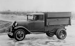 1930 Model AA Dump Truck - Photos - Gallery: Ford Tough Motorbooks ...