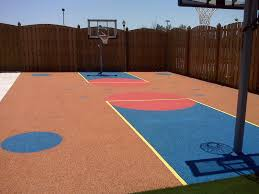 Poured Rubber Flooring Residential by Rubber Surfacing The Concrete Protector