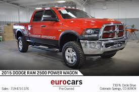 2015 Ram 2500 Power Wagon Stock # E1073 For Sale Near Colorado ...
