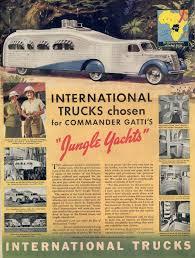 International Trucks Chosen For Commander Gatti's