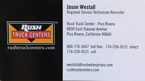 Dino Berrios - Level 5 Diesel Technician - Rush Truck Centers ...