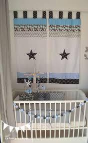 bleu chambre décoration chambre enfant bébé bleu gris noir éléphant formes