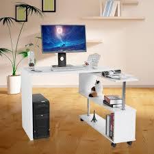 bureau informatique d angle blanc achat vente bureau