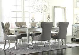 Overstock Dining Room Sets Amazing Ideas Set With Buffet Oak