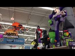halloween walmart halloween display of 2015 items for sale at