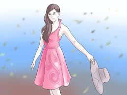 6 ways to make a summer dress out of a bedsheet wikihow