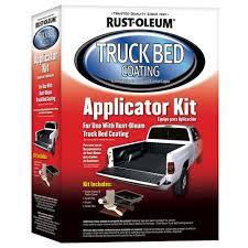 Rust Oleum Decorative Concrete Coating Applicator by Rust Oleum Truck Bed Coating Applicator Kit At Menards