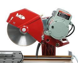 mk diamond mk 101 series tile saws