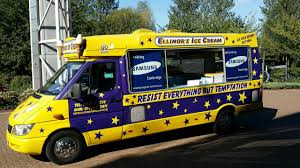 100 Ice Cream Truck Products Promotional Van Branding For Advertising Marketing
