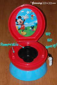 Mickey Mouse Potty Chair Amazon by Potty Training Tips Potty Training Help Grinning Cheek To Cheek